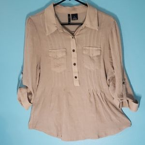New directions petite top